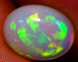3.27 CT 12X9 MM Rare Quality Natural Welo Ethiopian Opal-GC637