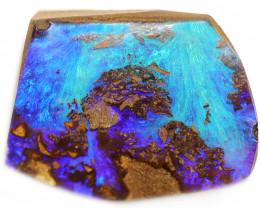 31Cts Boulder Opal Stone Rough [CS143]