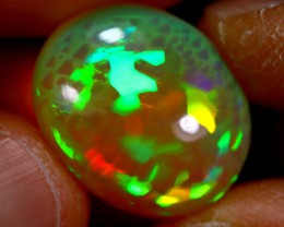 9.24cts Natural Ethiopian BIG Welo Opal / BF1013