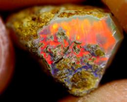 6.05cts Ethiopian Welo Rough Opal / WR1322