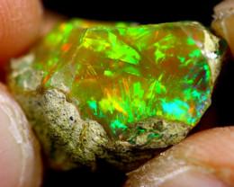 12cts Ethiopian Welo Rough Opal / WR1361