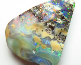 20.46ct Queensland Boulder Opal Stone