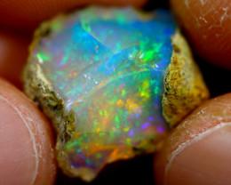 6cts Ethiopian Welo Rough Opal / WR1388