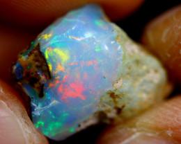 8cts Ethiopian Welo Rough Opal / WR1389