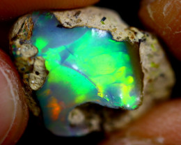 10cts Ethiopian Welo Rough Opal / WR1406