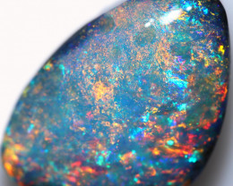 $215 PER CARAT BOULDER OPAL-WELL POLISHED -WINTON[BMA9281]