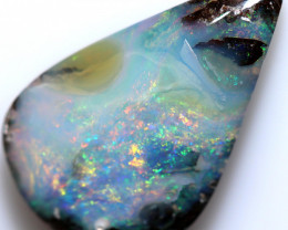 $10 PER CARAT BOULDER OPAL-WELL POLISHED -WINTON[BMA9282]