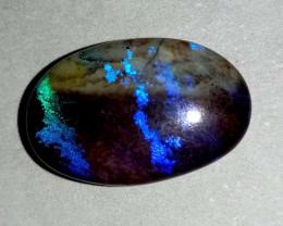 10.2 cts Andamooka matrix stone