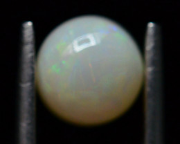 0.90 ct Natural Ethiopian Opal Cabochan
