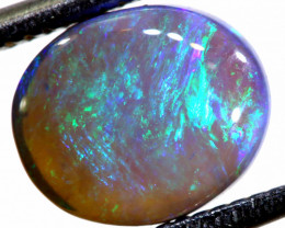 N3  - 1.24   CTS BLACK OPAL POLISHED STONE   TBO-269