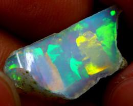 6cts Ethiopian Welo Rough Opal / WR1421