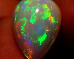 3.21 CT Extra Fine Quality  Welo Ethiopian Opal-GC858