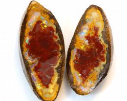 11.95CTS  -  YOWAH OPAL NUTS  SPLIT DT-7191