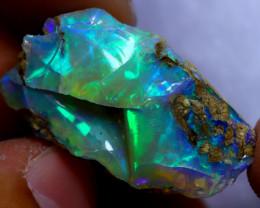 17cts Ethiopian Welo Rough Opal / WR1438