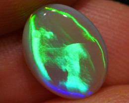 2.39 ct Extra Bright  Lightning Ridge Crystal Opal - Australia