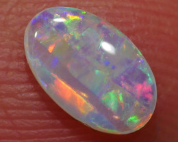 0.45 ct Lightning Ridge Crystal Opal - Australia
