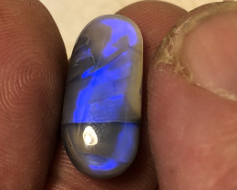 5.5ct dark crystal opal