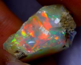 9cts Ethiopian Welo Rough Opal / WR1460