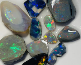 UNFINISHED LOVELY RUB OPALS***** 55 CTs #3315