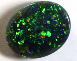 N1 -  5.71CTS QUALITY BLACK OPAL POLISHED STONE  1902PI/A4