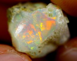17cts Ethiopian Welo Rough Opal / WR1472