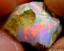 13cts Ethiopian Welo Rough Opal / WR1480