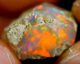 10cts Ethiopian Welo Rough Opal / WR1485