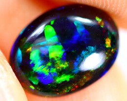 1.46cts Natural Ethiopian Smoked Black Opal / BF1081