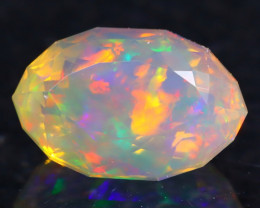 ContraLuz 2.12Ct Master Piece of Designer Marquise Cut Welo Opal H113