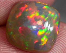 4.20 CT NATURAL DARK RAINBOW WELO OPAL