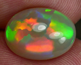 3.95 CT NATURAL DARK PUZZLE OPAL