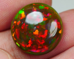 7.675 CRT DARK BASE ROUND CHAFF PUZZLE PATTERN FIRE WELO OPAL-