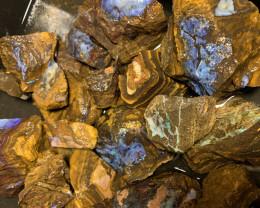 3.5 KGs Rough Boulder Opals*******#3423