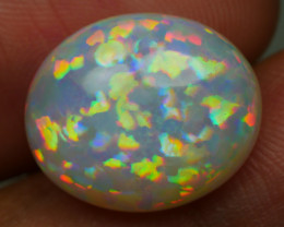 6.355 CRT WONDERFULL PRISM RAINBOW PATTERN BEAUTY COLOR WELO OPAL-