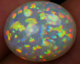 6.355 CRT WONDERFULL PRISM RAINBOW PATTERN BEAUTY COLOR WELO OPAL-