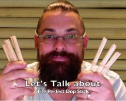 Dopping Sticks- Riley's Favourite- Pack of 10 Sticks [25630]