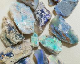 100Cts Australian Opal Rough RubsDN-659