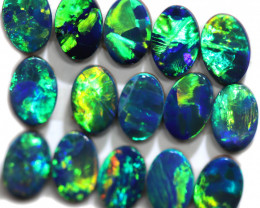 5.26 CTS OPAL DOUBLET PARCEL CALIBRATED  [SEDA3123]