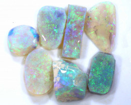 14.35 CTS  -CRYSTAL OPAL RUBS PARCEL   DT-7401