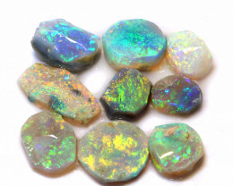 15.30CTS LIGHTNING RIDGE OPAL RUB PARCEL   DT-7424