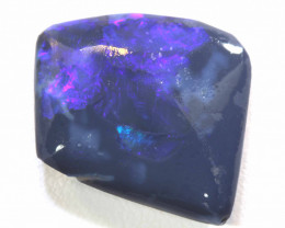 12.60CTS  BLACK OPAL ROUGH PARCEL DT-7468