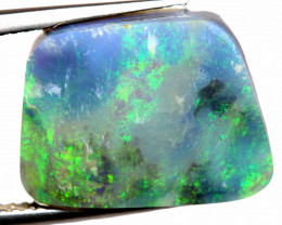 8.8CTS  - BLACK  OPAL RUB DT-7489