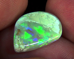 6.05 cts Australian Coober pedy CHAFF fossil opal N6 4,5/5