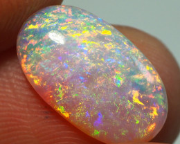 1.85CT  GEM CRYSTAL OPAL FROM LIGHTNING RIDGE AL226