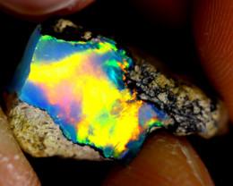 8cts Ethiopian Welo Rough Opal / WR1737