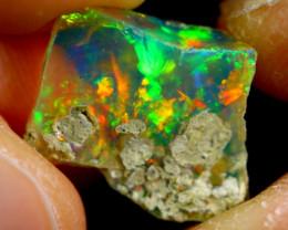 3cts Ethiopian Welo Rough Opal / WR1740