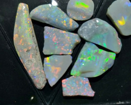 40.0Cts Ridge Crystal Opal beginners Rough/Rubs JRD-675