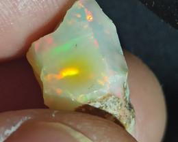 5.7 carat Welo opal rough Stone