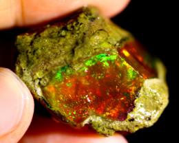 54cts Ethiopian Crystal Rough Specimen Rough / CR736