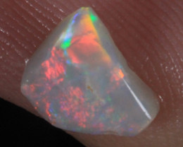 #6 -Rough Opal from  Lightning Ridge [25828]